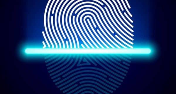 биометрический отпечаток